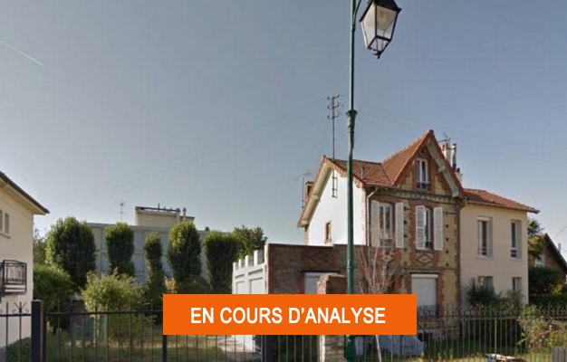 Division parcellaire – rue Godon – Colombes (92)