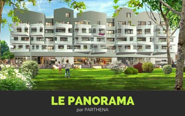 Démarrage des travaux – Le Panorama