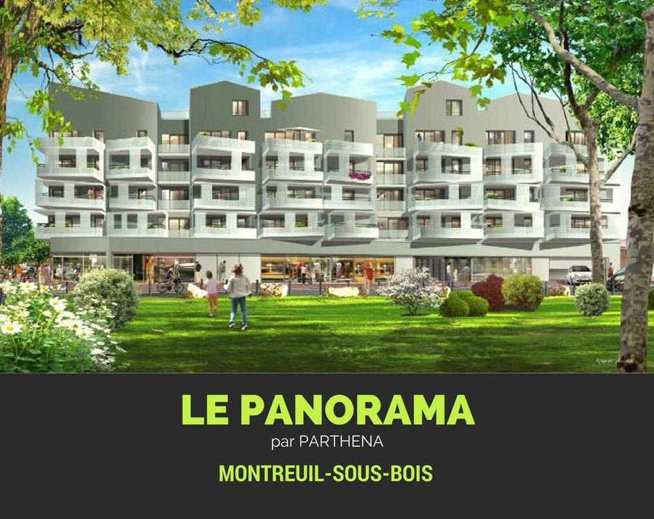 Projet Le Panorama à Montreuil-Sous-Bois