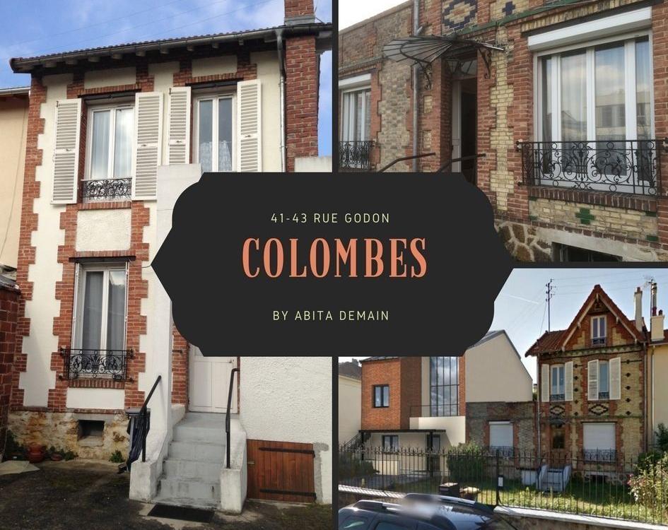 Projet rue Godon à Colombes