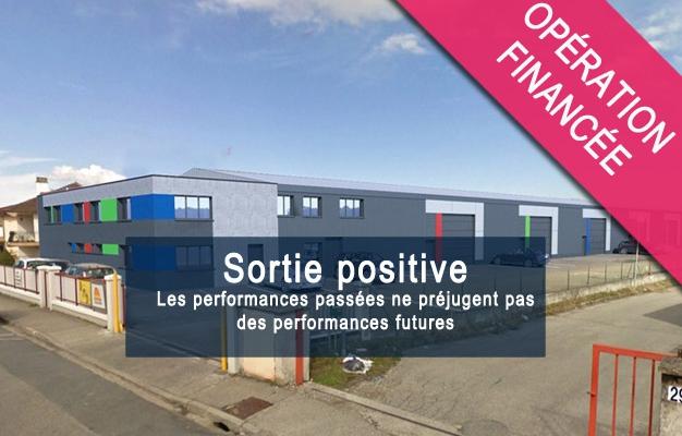 Rénovation d'un local d'activité – Grand Lyon