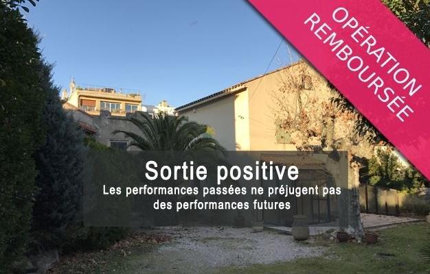 Division parcellaire à Marseille (8ème)
