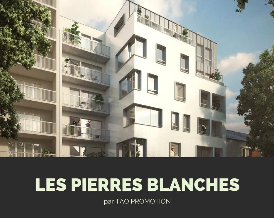 Les Pierres Blanches à Nantes