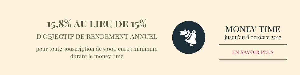 Money Time – Clamart
