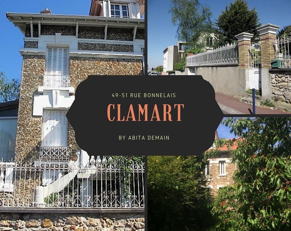 Rue Bonnelais à Clamart