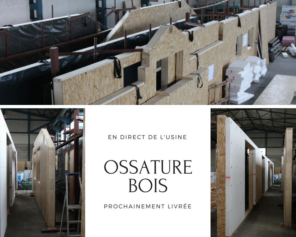 Ossature Bois L945