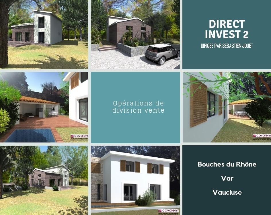 Fonds investis sur 4 opérations