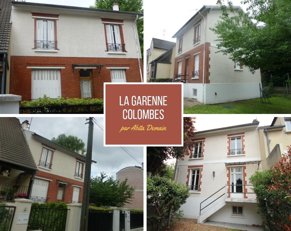 La Garenne Colombes – 16bis avenue Colombier Bernard