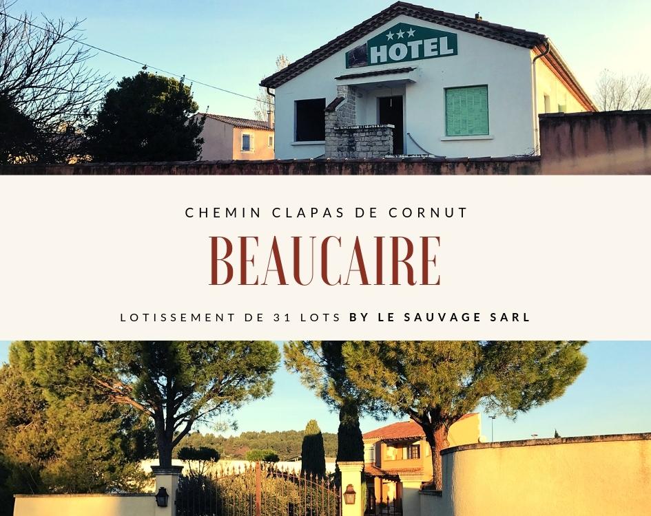 Lotissement à Beaucaire