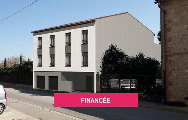 Collectif de 5 appartements à Thuir