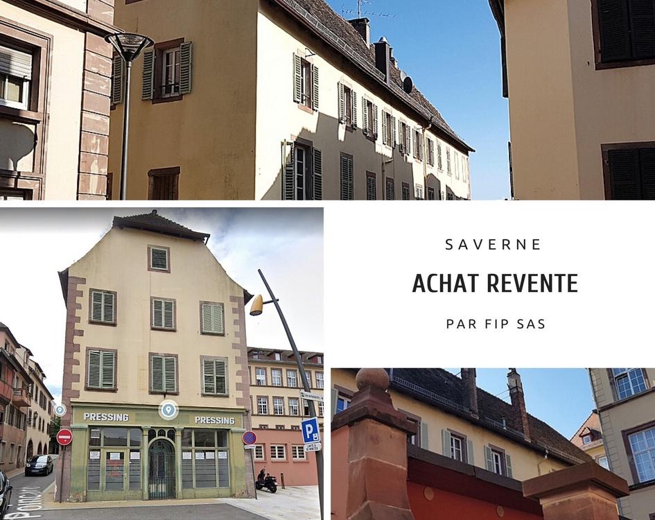 Achat – Revente à Saverne 3